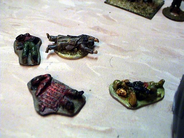 Peter Pig and QRF casualties
