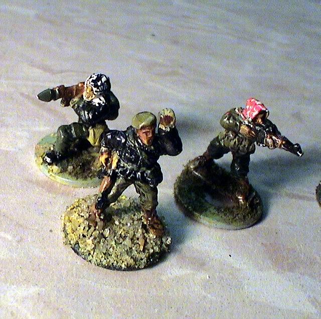 Peter Pig insurgents