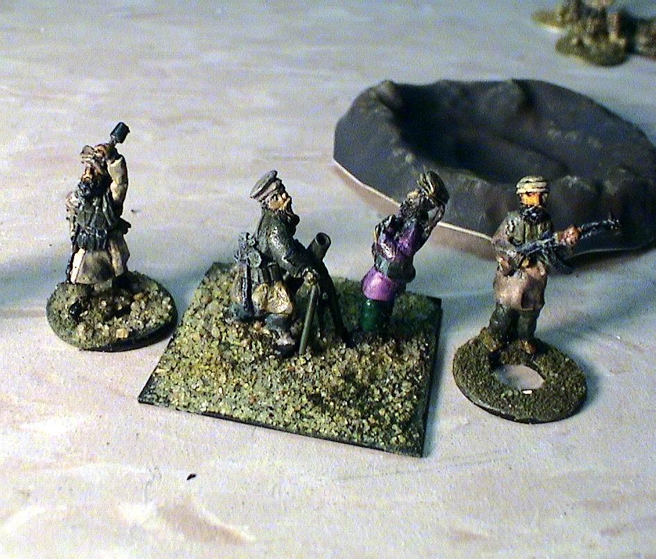 Cannon Fodder Afgahan militia